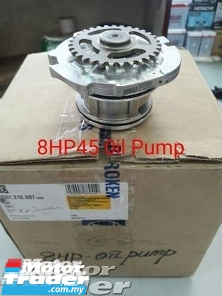 Oil pump 8HP45 car spare parts. Auto transmission gearbox Problem