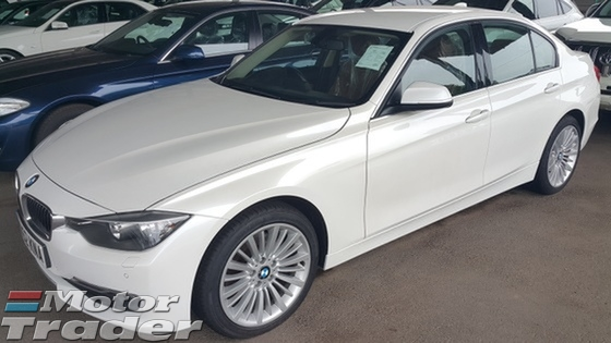 2012 BMW 3 SERIES UNREG F30 328i LUXURY LINE WT WARRANTY GST UK  MERDEKA PROMO