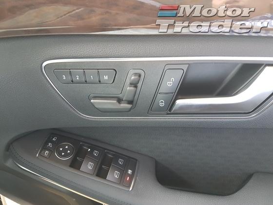 2011 MERCEDES-BENZ E-CLASS E250 CGI AVANTGARDE (7G-TRONIC)