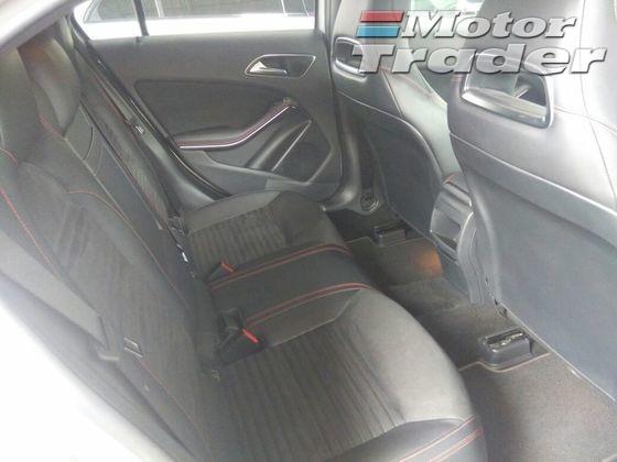 2012 MERCEDES-BENZ A-CLASS  A180 1.6T AMG SPEC  ( JAPAN SPEC ) HOT SELLER