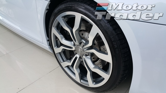 2014 AUDI R8 4.2 V8 QUATTRO UNREG NEW MODEL