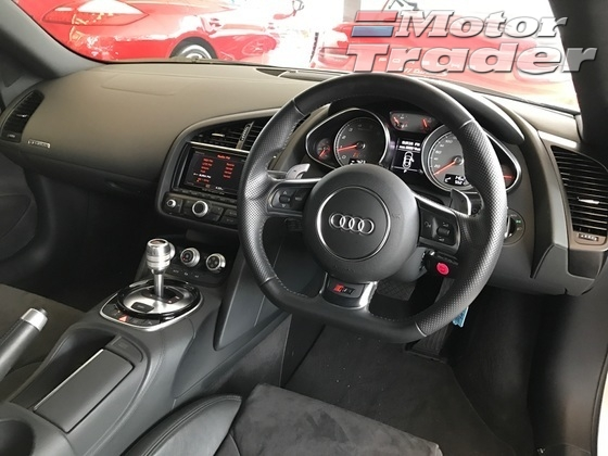 2014 AUDI R8 4.2 V8 FSI QUATTRO NEW FACELIFT UNREG