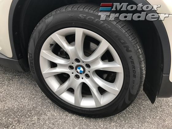 2012 BMW X6 3.0 TWIN TURBO 35i 8 SPEED UNREG