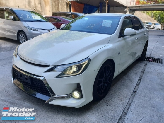 2014 TOYOTA MARK X 250 2.5 GS