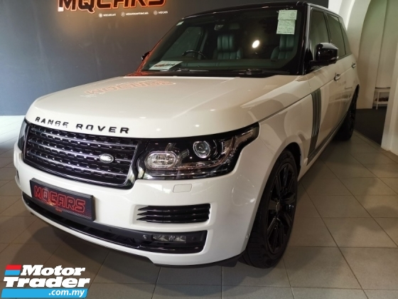 2013 LAND ROVER RANGE ROVER Autobiography 4.4 Long Wheel Base full specs