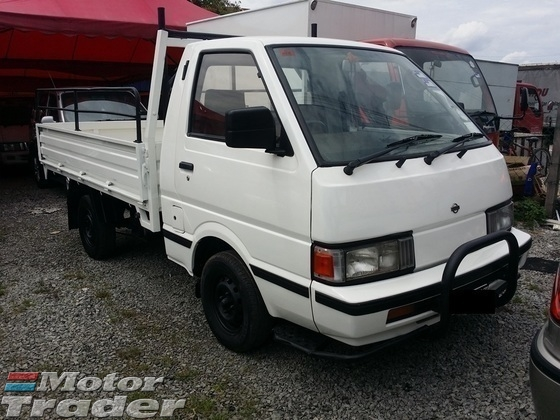 2002 NISSAN VANETTE 1.5 MT Lorry Pick Up Aircond Cool