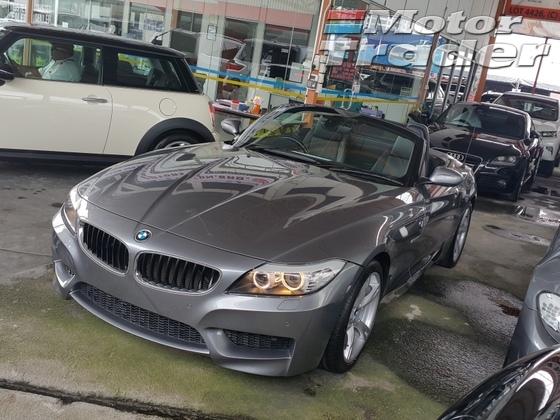 2015 BMW Z4 2.0 M-sport
