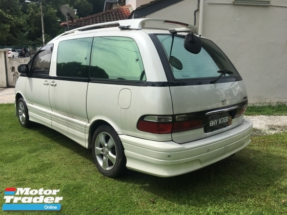 1998 TOYOTA ESTIMA 2.5 Supercharge, Panoramic Roof