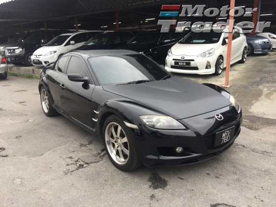 2008 mazda rx 8 type s sport prestige limited rm 36 999 used car for sales in selangor. Black Bedroom Furniture Sets. Home Design Ideas