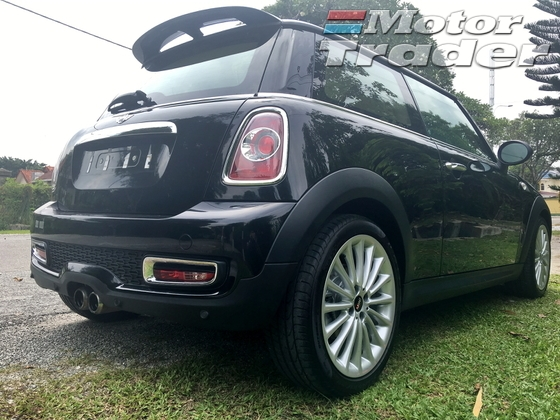 2012 Mini Cooper S 16t Goodwood Limited A Unregistered Rm