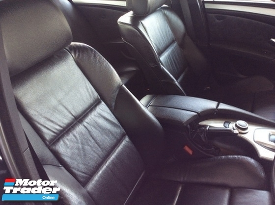 2008 BMW 5 SERIES M SPORT