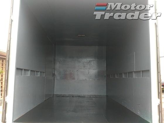 2007 HICOM MTB BOX 10FT 4500KG