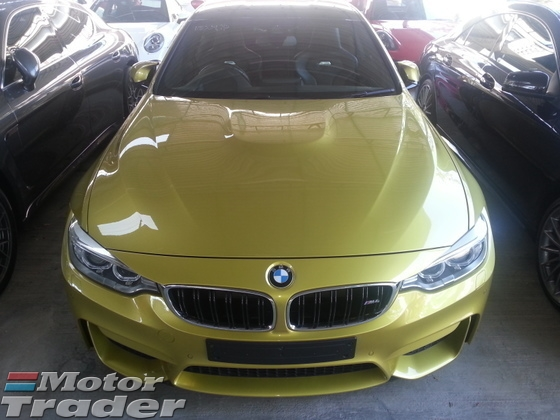 2014 BMW M COUPE M4 3.0 COUPE