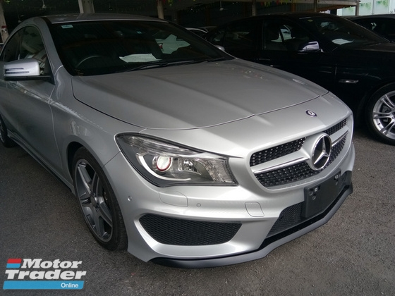 2015 MERCEDES-BENZ CLA 250 2.0t AMG Japan (NO SST)