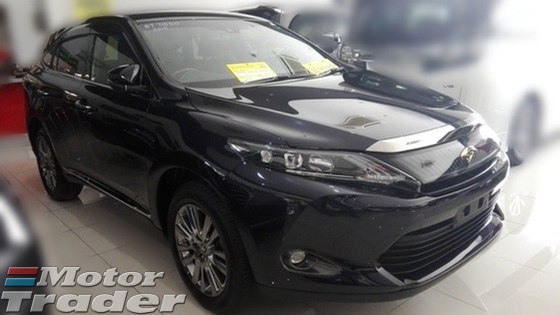 2015 TOYOTA HARRIER NEW MODEL PREMIUM EDITION INCLUDE GST