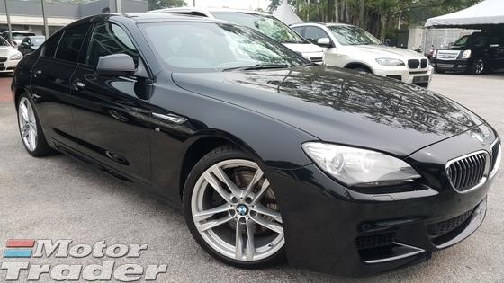 2014 BMW 6 SERIES BMW 640I GRAND COUPE UNREG 3.0 TWINTURBO