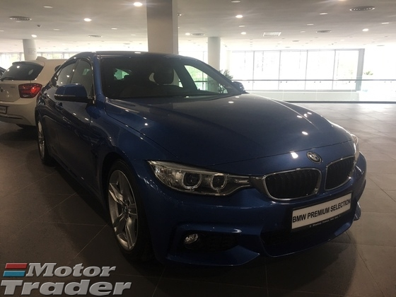 2015 BMW 4 SERIES Gran Coupe M Sport ( PREMIUM SELECTION )