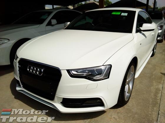 2012 Audi A5 20 S Line Coupe Unregistered Gst Inclusive Price Rm