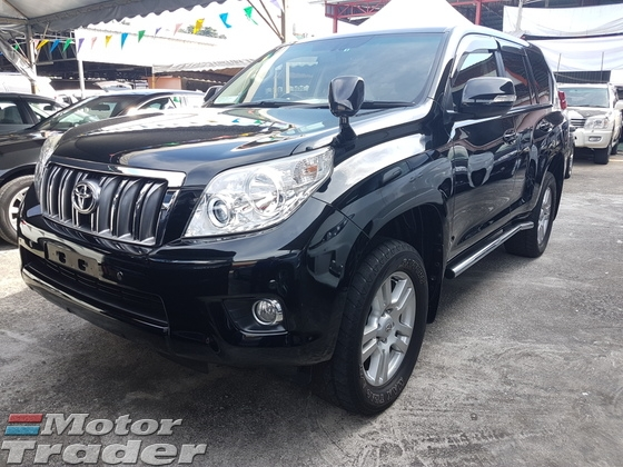 2011 Toyota Land Cruiser Tz G Selection Rm 204 800 Recon Car For