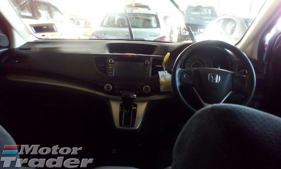 2013 HONDA CR-V 2.0 Auto Full Spec