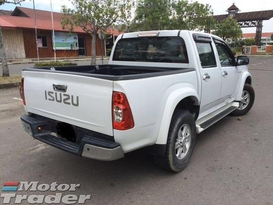 2010 ISUZU D-MAX 3.0 4x4