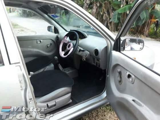 2008 PERODUA KANCIL 850 EX (MANUAL)