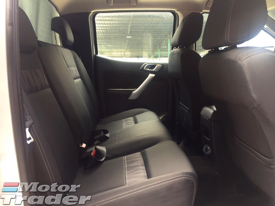 2013 FORD RANGER 2.5 XLT TDCI 4X4 DOUBLE CAB