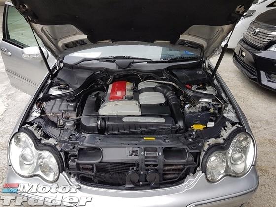 2001 Mercedes Benz C Class C200 Kompressor Avantgarde Rm 30 900