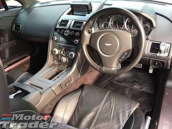 2009 ASTON MARTIN VANTAGE 2009 Aston Martin Vantage 4.7 COME TO OFFER ME