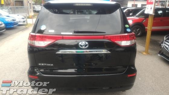 2013 TOYOTA ESTIMA ESTIMA X 2WD