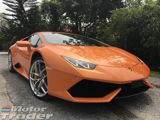 2014 Lamborghini Huracan 5 2 Lp610 4 Uk New Unregister Price Include