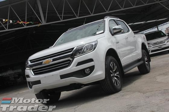 2017 CHEVROLET COLORADO 2.8 VGT Turbo Diesel High Country