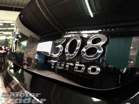 2010 PEUGEOT 308 TURBO