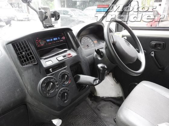 2011 DAIHATSU HIJET GRAND CARGO Daihatsu Gran Max Panel Van