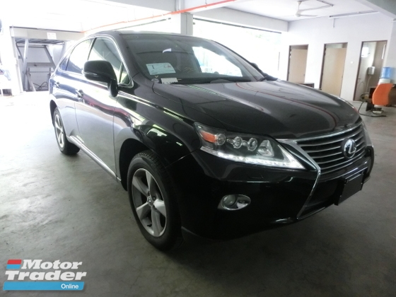 2012 LEXUS RX 270 RX270 2.7 Unreg Mark Levinson Power Boot No GST