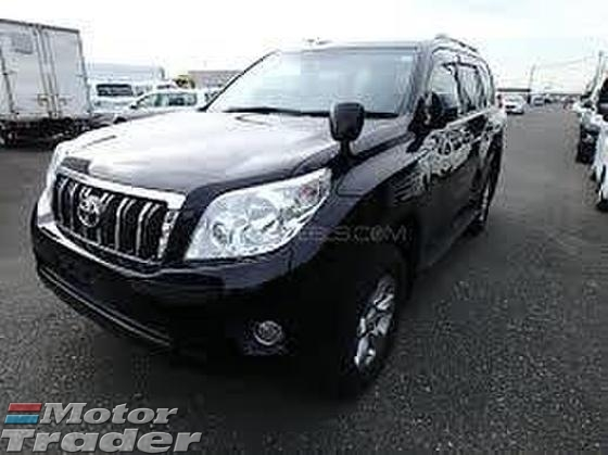 2012 Toyota Land Cruiser Tz G Selection Rm 268 000 Recon Car For