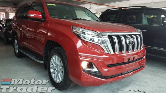2015 Toyota Land Cruiser Tz G Selection Rm 338 800 Recon Car For