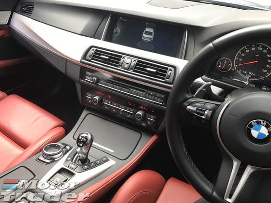 2014 BMW M5 4.4 V8 TWIN TURBO NEW UNREG UK FULL SPEC