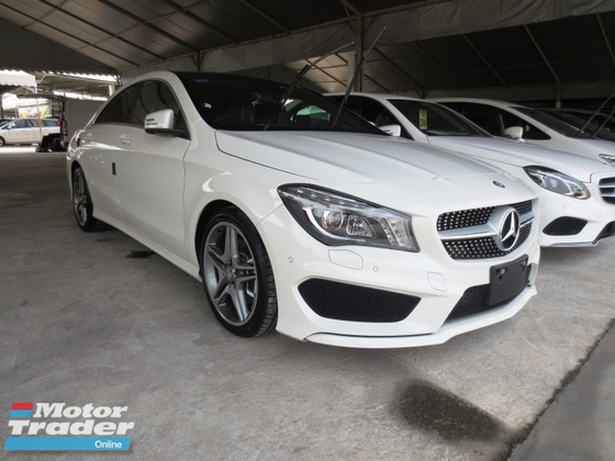 2013 MERCEDES-BENZ CLA CLA 250 AMG JAPAN SPEC