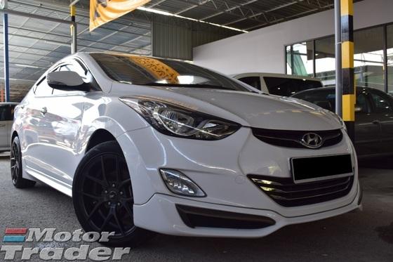 2016 Hyundai Elantra 1 6 A Ful Srv Tiptop Spec