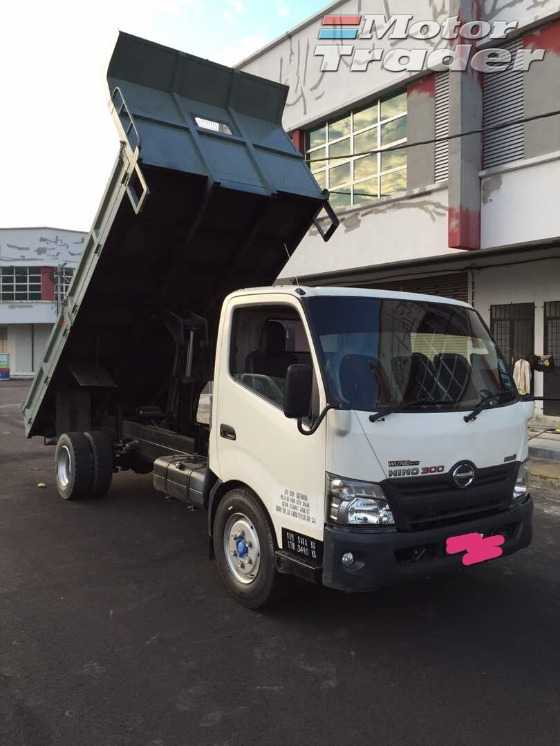 2014 HINO HINO OTHER TIPPER WU720R