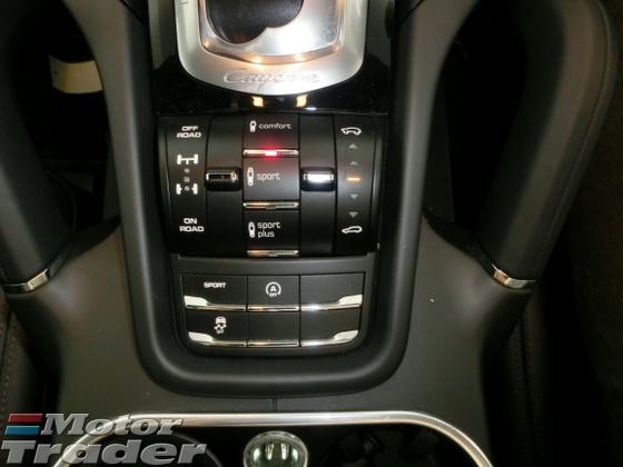 2014 PORSCHE CAYENNE Diesel 3.0 Diesel Turbo Unreg INC GST