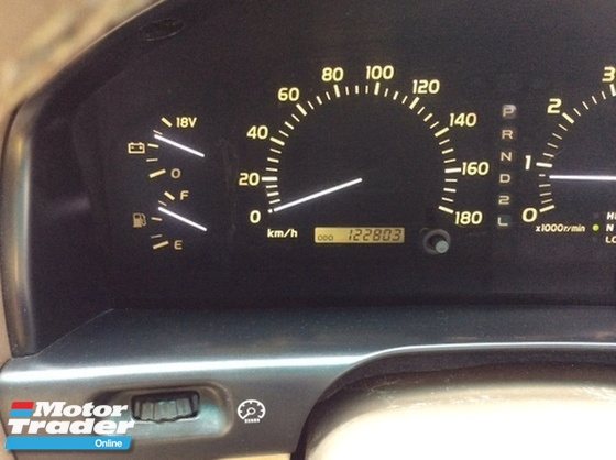 2000 TOYOTA LAND CRUISER 4.7