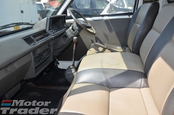 2006 Nissan Vanette PGC22 Pick Up Lorry Pasar Malam Lorry Petrol 1.5cc
