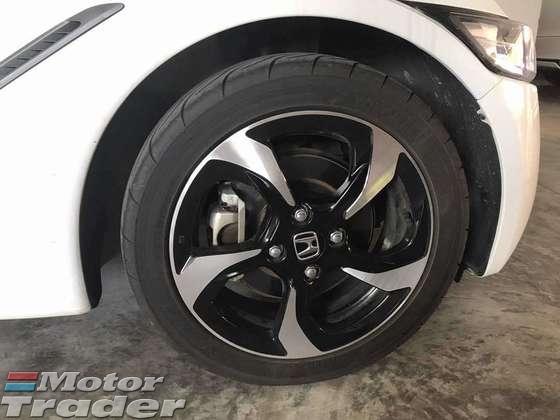 2015 HONDA S660 SPORT CAR KEI MODEL UNREGISTER 2015