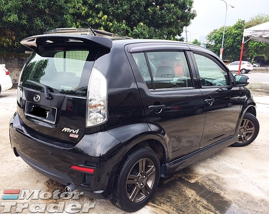 2009 PERODUA MYVI SE CAREFUL OWNER
