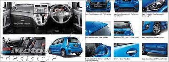 2017 PERODUA MYVI 1.5 auto