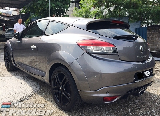2012 RENAULT MEGANE RS LOW MILEAGE TIP TOP CONDITION