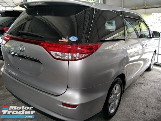 2014 TOYOTA ESTIMA 2.4 8 SEATER 2 POWER DOOR CAMERA
