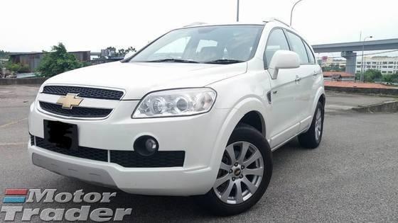 2010 Chevrolet Captiva Ltz Rm 38800 Used Car For Sales In Kuala